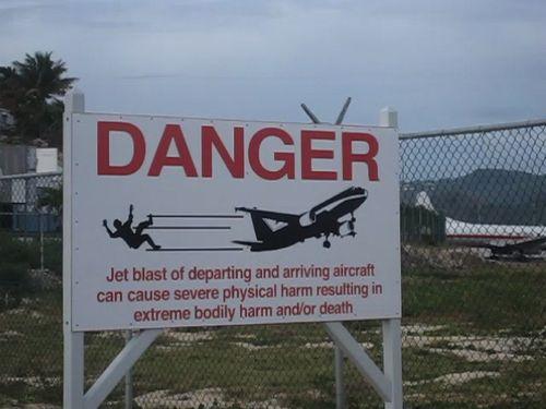 Danger..... again!  Yeah right....